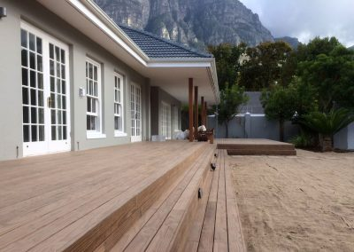 Rhino Wood Deck